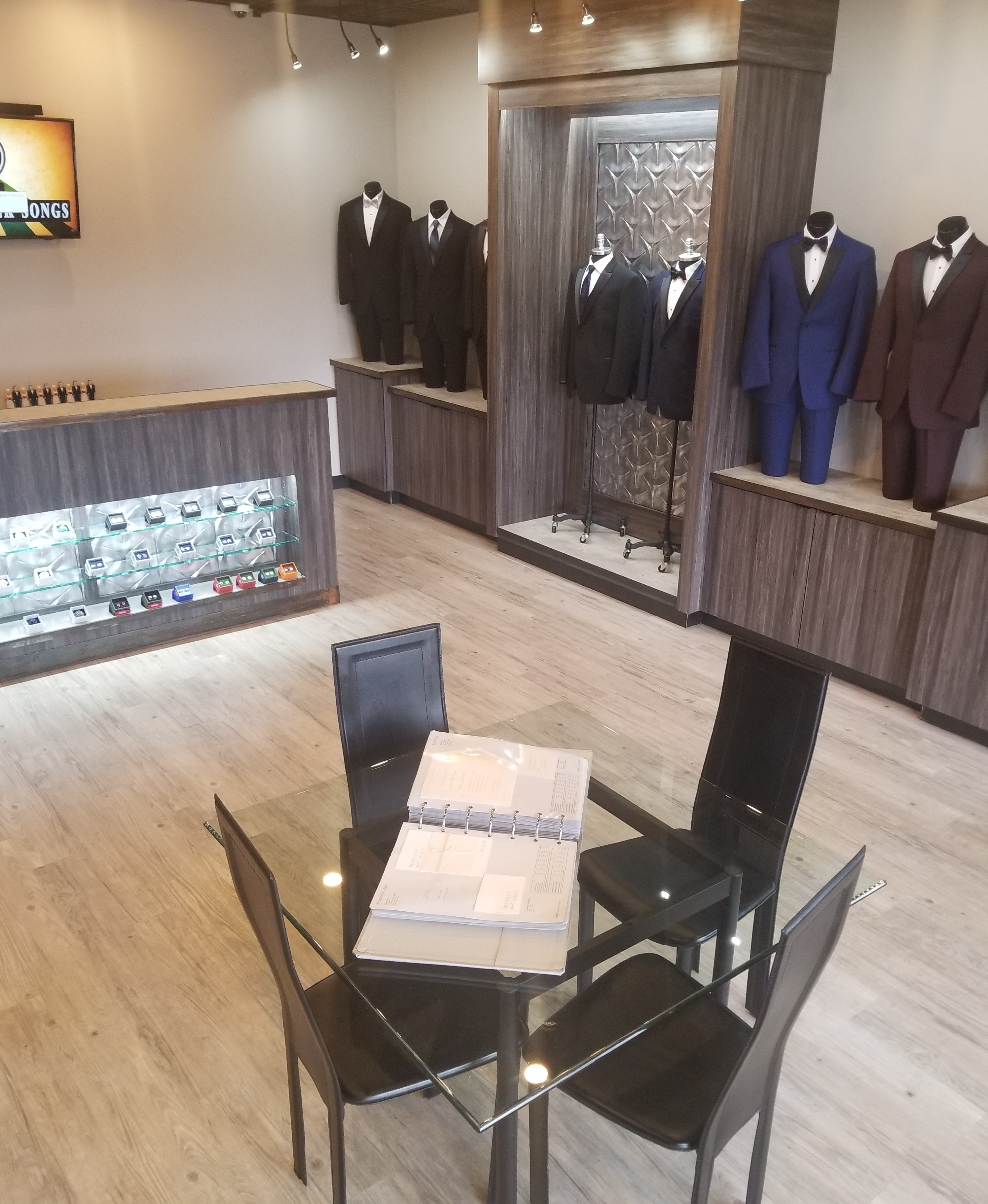 Traditional or contemporary modern fit or slim we carry the selection to suit your desires and make your wedding or event stand out