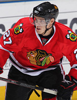 Jeremy Morin - Chicago Blackhawk