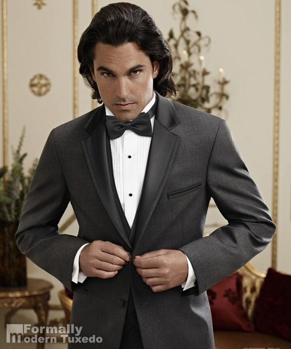 Stunning Grey Tuxedos For Weddings Images - Styles & Ideas 2018 ...