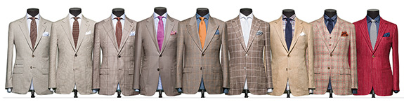 Custom Mens Formal Wear