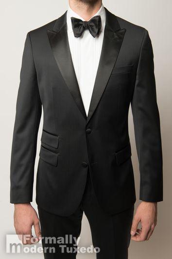 Tuxedo Rental Suit Rental Formally Modern Tuxedo