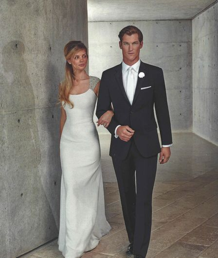 In Stock Suits & Tuxedos