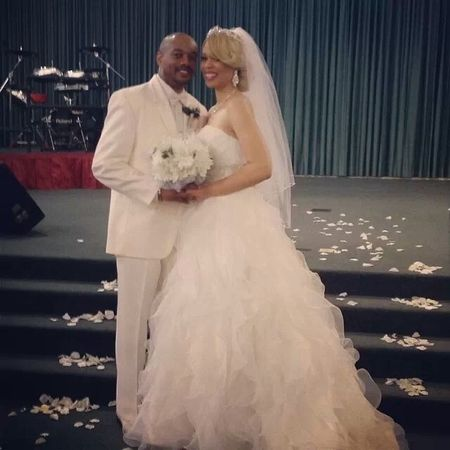 Mr. and Mrs. Marcus Ware