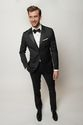 THEORY SLIM FIT TUXEDO
